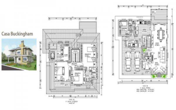 Casa de 4 dormitórios em Planalto, Gramado - RS