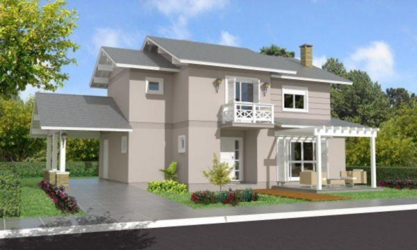 Wembley House - Casa 3 Dorm, Planalto, Gramado (MF16907) - Foto 5