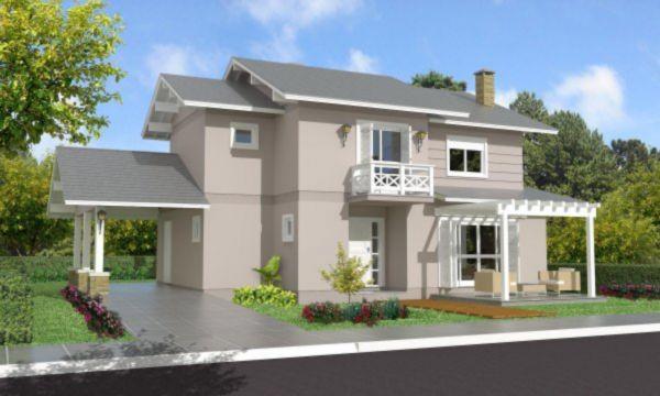 Wembley House - Casa 3 Dorm, Planalto, Gramado (MF16908) - Foto 5