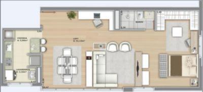Apartamentos de 3 dormitórios em Petrópolis, Porto Alegre - RS