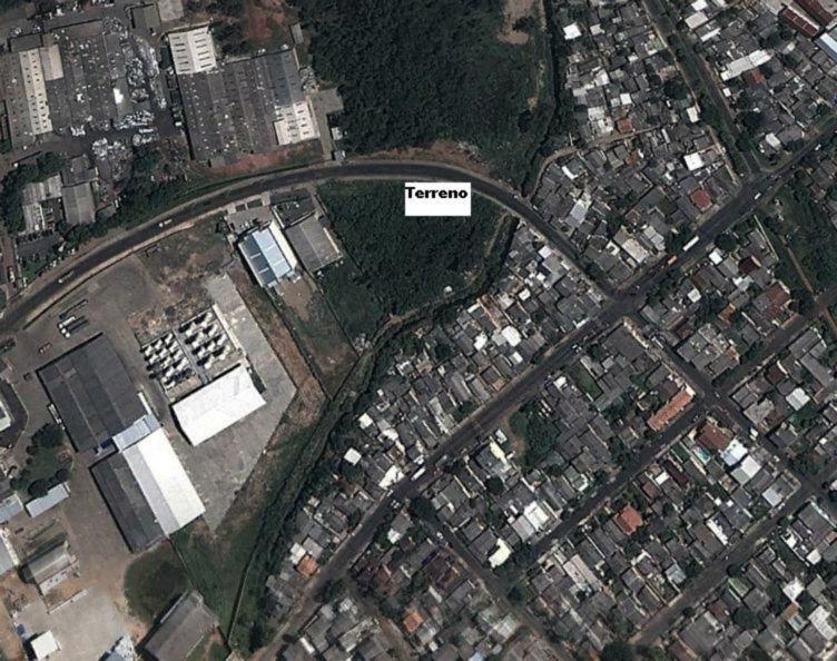 Terreno em Distrito Industrial, Cachoeirinha - RS