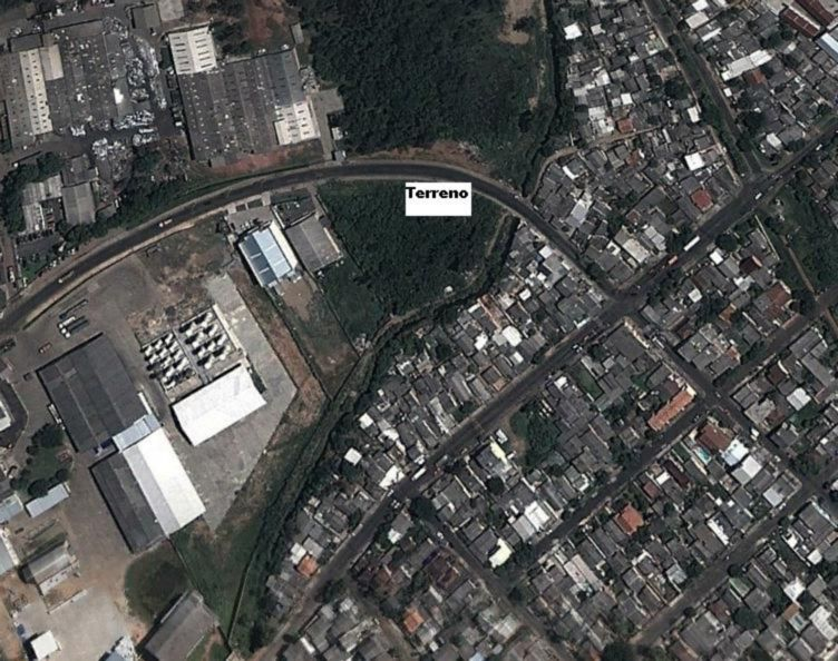 Terreno, Distrito Industrial, Cachoeirinha (MF19382) - Foto 2