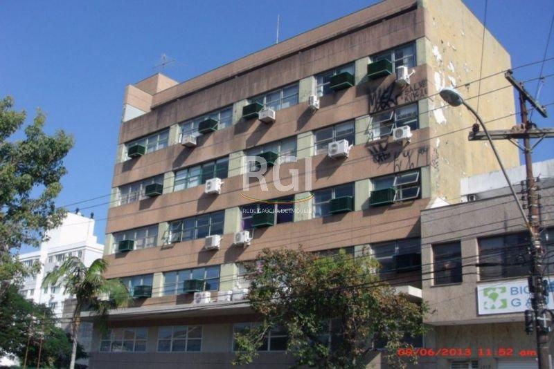 Salas/conjuntos de 2 dormitórios em Floresta, Porto Alegre - RS