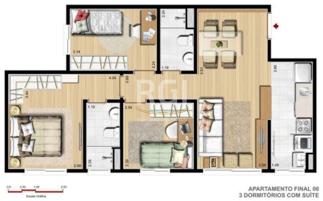 Apartamento em Ipanema - Foto 11