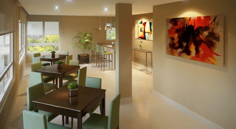 Apartamentos de 1 dormitório em Santana, Porto Alegre - RS