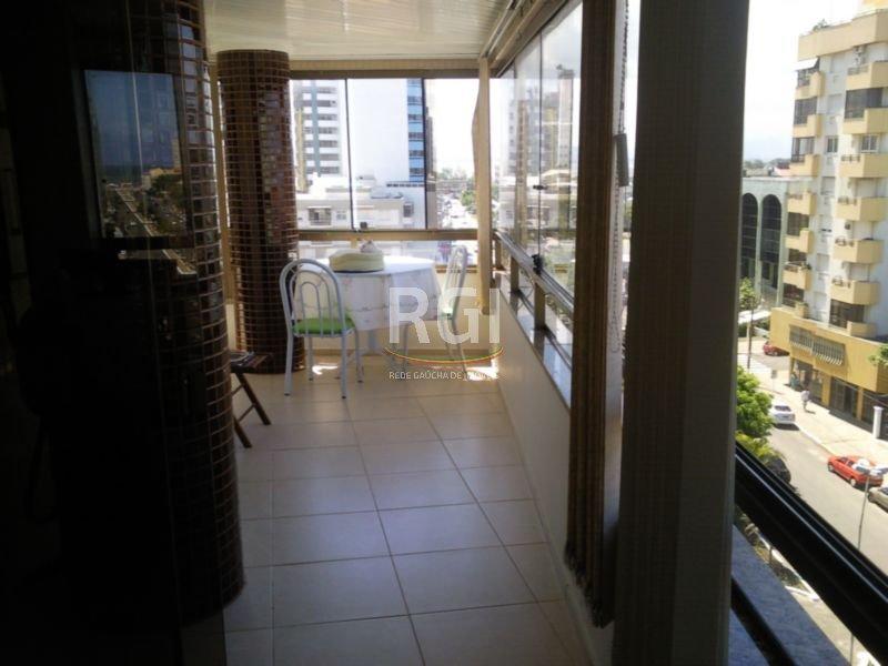 Apartamentos de 3 dormitórios em Centro, Tramandaí - RS