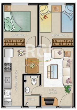 Apartamento em Rubem Berta - Foto 16