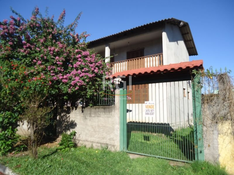 Sobrado 2 Dorm, Parque Marechal Rondon, Cachoeirinha (MF20136)