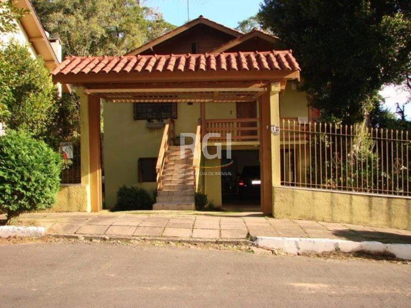 Ipê Amarelo - Casa 5 Dorm, Planalto, Gramado (MF20192)