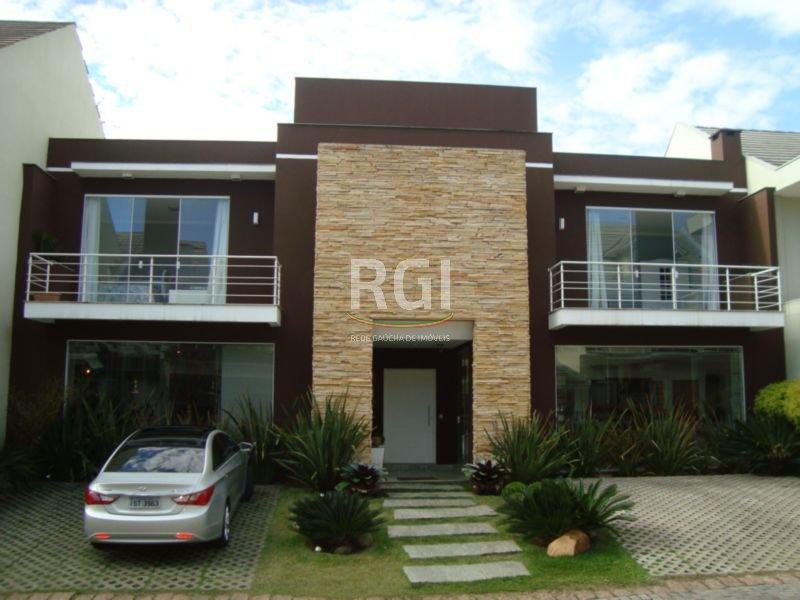 Casa Em Condominio de 3 dormitórios em Ecoville, Porto Alegre - RS