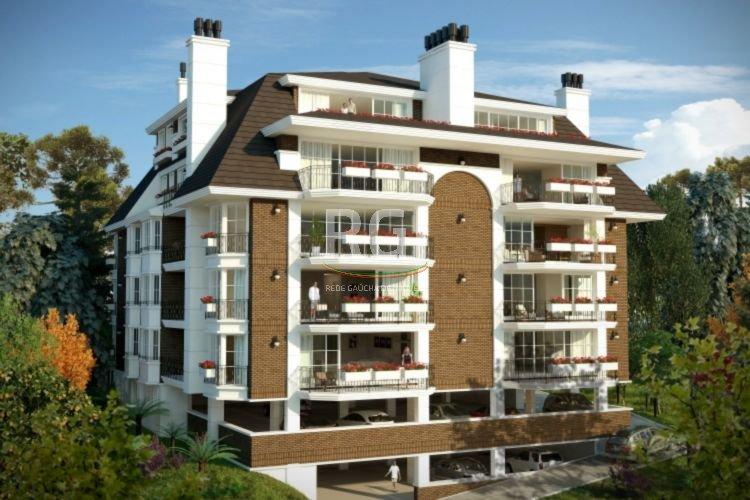 Apartamentos de 4 dormitórios em Centro, Gramado - RS