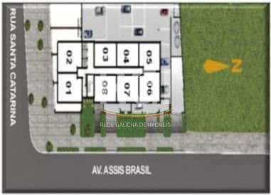 Neo Super Quadra - Sala, Passo da Areia, Porto Alegre (MF20589) - Foto 3
