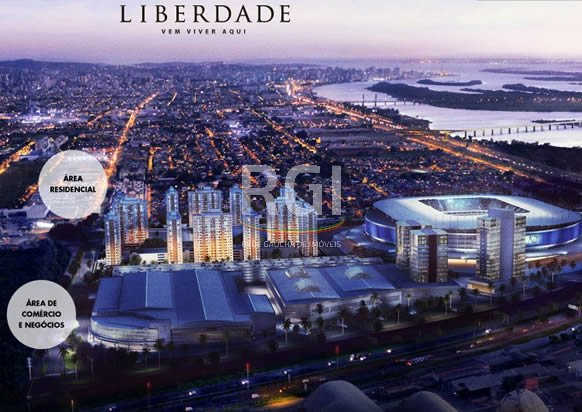 Liberdade Alta Vista - Apto 2 Dorm, Humaitá, Porto Alegre (MF20713)