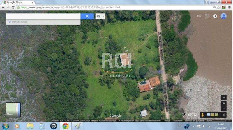 Sítio 3 Dorm, Arquipélago, Porto Alegre (MF20847) - Foto 2