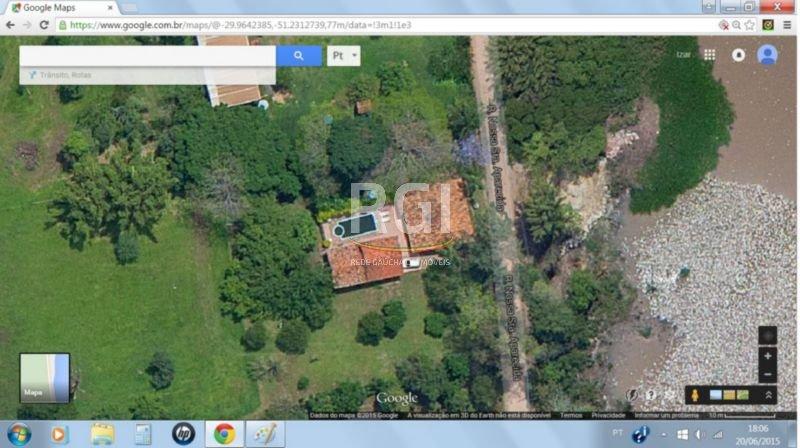 Sítio 3 Dorm, Arquipélago, Porto Alegre (MF20847) - Foto 3