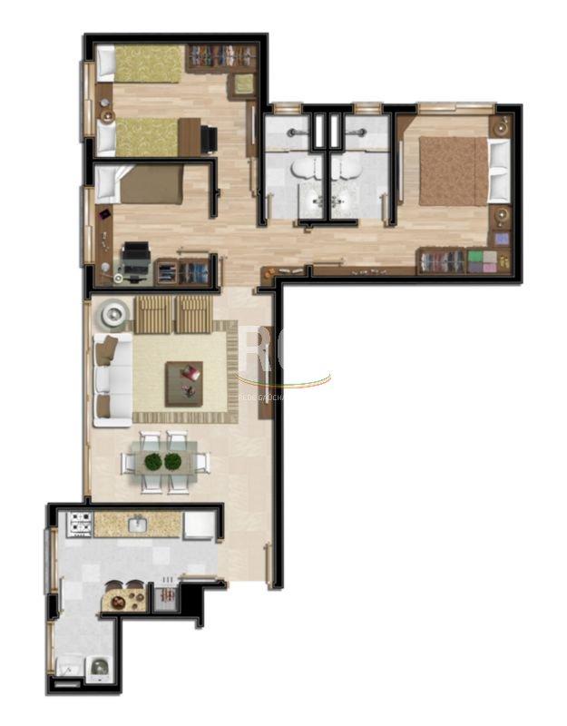 Apartamento em Floresta - Foto 10