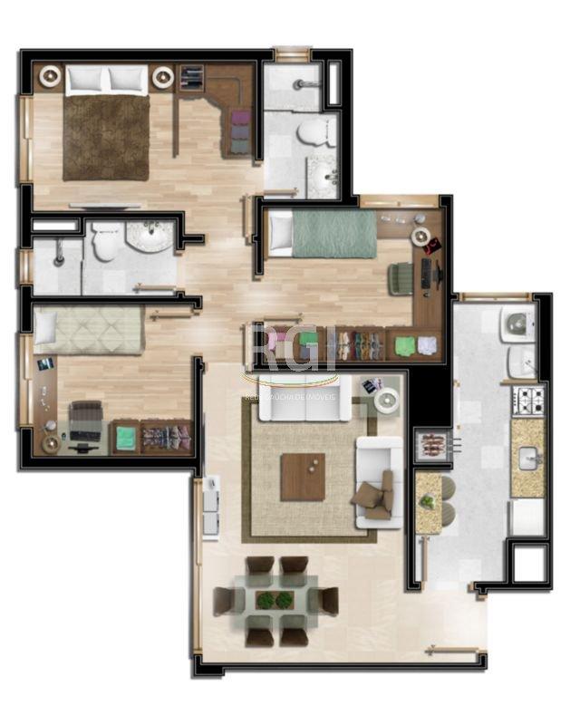 Apartamento em Floresta - Foto 2