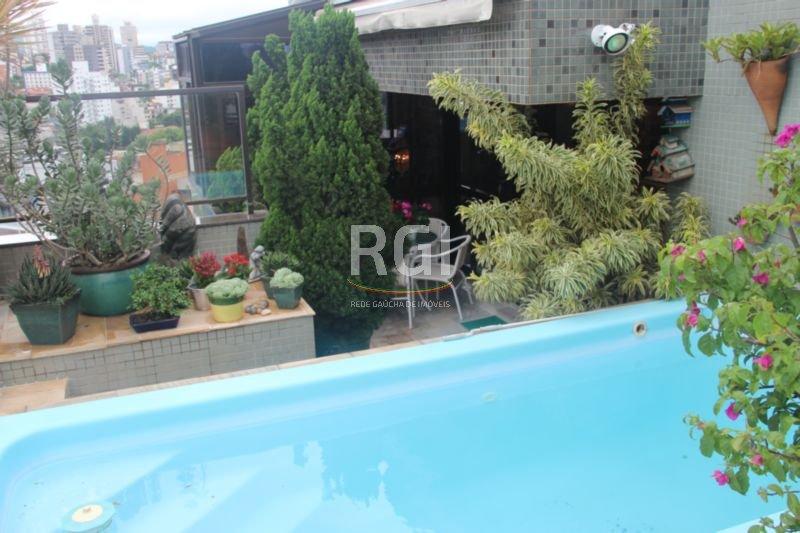 Coberturas de 4 dormitórios em Bela Vista, Porto Alegre - RS