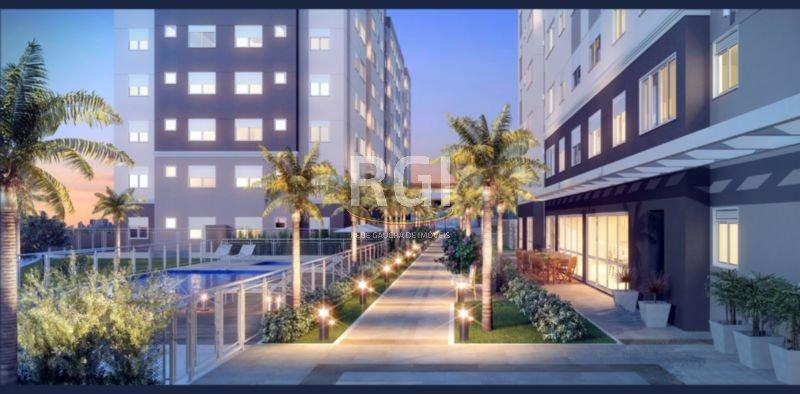 Apartamentos de 2 dormitórios em Glória, Porto Alegre - RS