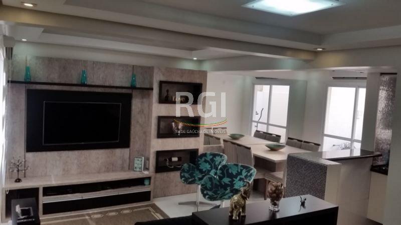Residencial Vida Nova Garden - Casa 3 Dorm, Olaria, Canoas (MF21357)