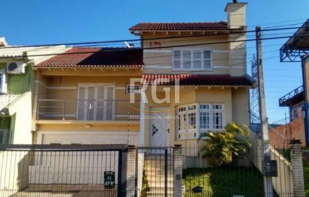 Casa 3 Dorm, Parque da Matriz, Cachoeirinha (MF21707)