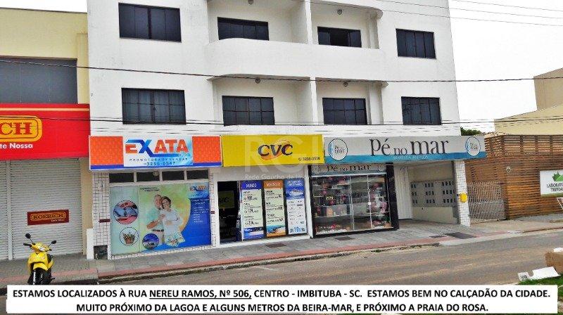 Apartamento em Centro, Imbituba (519927)